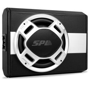 """SPL 25cm (10"""") Subwoofer Bassbox passiivi litteä 600W"""