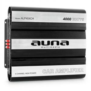 4000W 4-Channel MOSFET Car Amplifier
