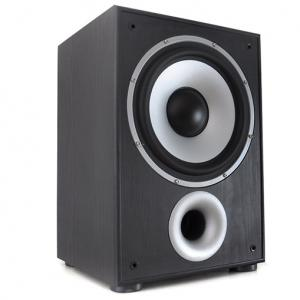 "SW100 10"" Active Home Cinema Subwoofer 100W black"