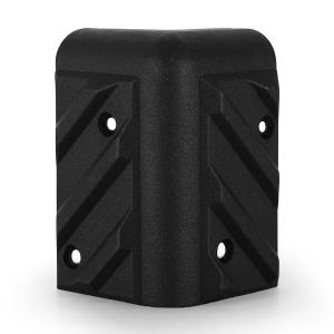 Universal Plastic Speaker Corner Protection - 52x52x85mm