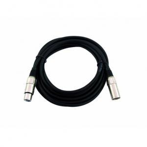 XLR-männlich-zu-XLR-weiblich PA Kabel symmetrisch - 1 Meter