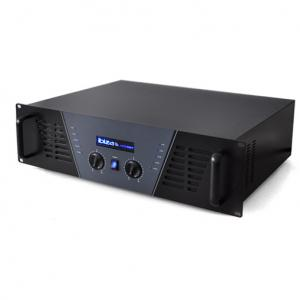 AMP-2000 DJ PA Amplifier 3000W Max - 3U Rack Mountable