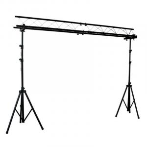 Disco Stage Lighting Bridge Truss Stand 3m 12 effects No crank
