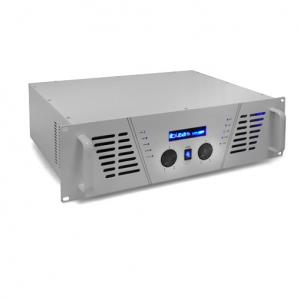 AMP-1000 DJ PA Amplifier 1600W - White