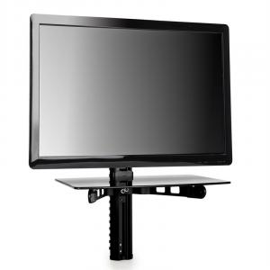 Soporte pared TV LCD Home Cinema estante. 10 a 23 pulgadas