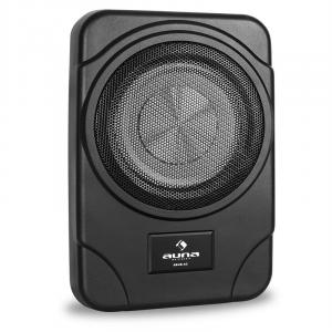 "'8Sub-AC' Car Hifi 8"" Active Metal Subwoofer 160 Watt"