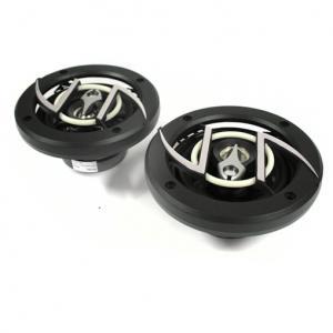 """Pair of Auna 408 4"""" (10 cm) 2-Way 400W Car Speakers 10 cm (4"""")"""