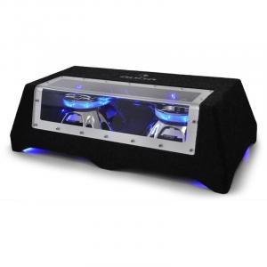 "CB250-50 Car Subwoofer 2 x 25cm (2 x 10 "") 2 x 600W LED Light Effect 25 cm (10"")"
