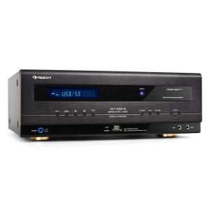 Hifi-receiver Auna USB-SD-MP3 surround-versterker 1000 W