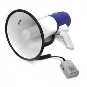 Megafon Auna 80 watt 1000m högtalare siren väderbeständig
