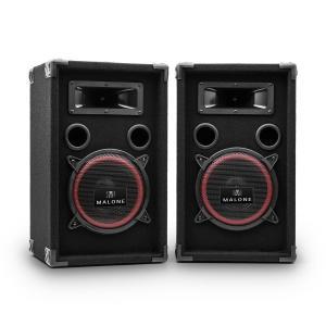 """PA-220-P Para pasywnych kolumn głośnikowych 20cm (8"""") 2x200W RMS / maks. 2x500W1000W"""