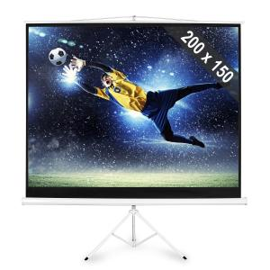 Electronic star Ecran de projection sur pied 200x150cm 254 cm 4:3