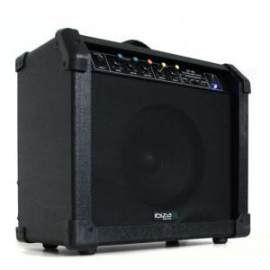 "GT-80 8"" 20cm Gitarrenverstärker Radiotuner Funk 120W"