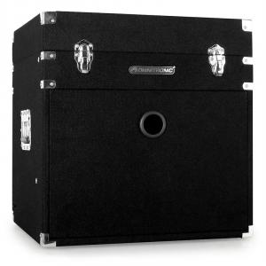 Robust PA DJ Flight Case with Felt Cover - 8 / 10 HE