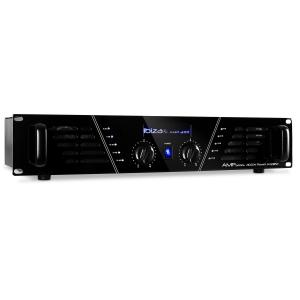 AMP-300 PA DJ Amplifier 480 Watt