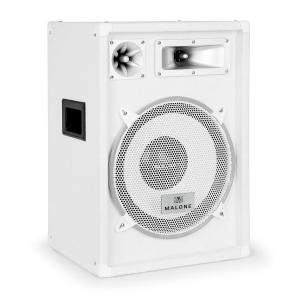 "PW-1222 3-Way DJ PA Speaker 12"" 600W - White White | 30 cm (12"")"