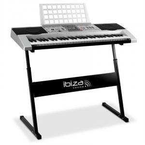 MEK-6128P 61 Tasten USB Keyboard Stativ Set