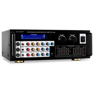 2-strefowy wzmacniacz mikrofonowy Auna PA z korektorem