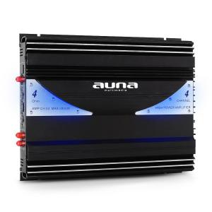 ampli auto car 4 3 2 canaux bridgeable sono 2800W 4.0