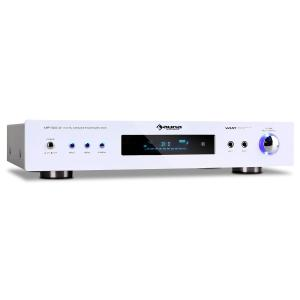 Amplificador Surround Auna AMP-9200 design branco 600W