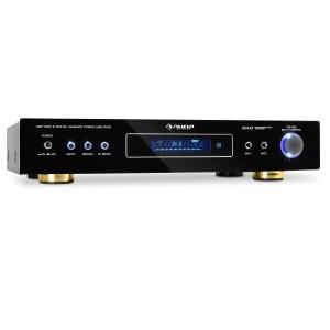 Surround-Versterker Auna AMP-9200 zwart design 600W
