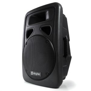 "SP1500A 15"" Active DJ PA Powered Speaker 800W ABS Housing"