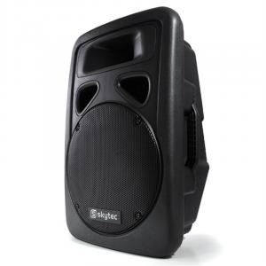 "12"" Active DJ PA Powered Speaker 600W Max"