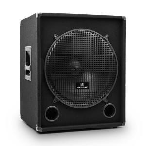 """Auna PW-1018-SUB 18"""" DJ PA Subwoofer Speaker - 1200W 45.7 cm (18"""")"""