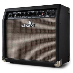 "CG-15 8"" Guitar Amplifier with Overdrive & Reverb"