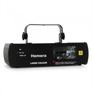 Hemera Showlaser DMX rosso verde giallo