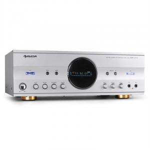 Surround Audio Home Cinema HiFi Amplifier 600W - Silver