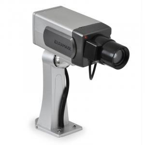 Duramaxx Guardian Caméra de Surveillance Factice LED