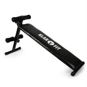 FIT-BT5 Sit Up Bench Abdominal Crunch Exerciser flat bench