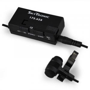 Microfono a condensatore tie-clip