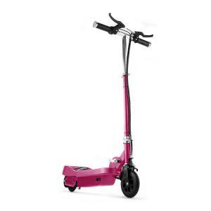 Electronic Star Skuter elektryczny V6 różowy 16km/h 2 hamulce Pink