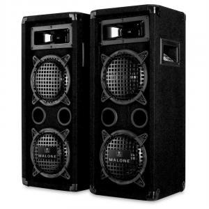 "Set PA ""Beatperformer II"" 1200W"