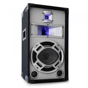 Altavoz pasivo Skytec 2 bass drivers bass reflex 400W