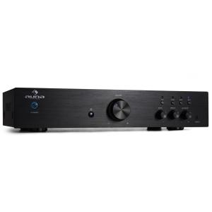 AV2-CD508 Home Audio HiFi Stereo Amplifier 600W Black