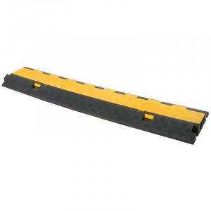 Cable Guard II 2-Channel Cable Protector 100 x 25cm