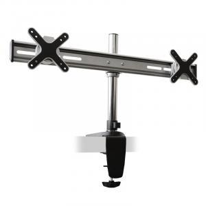 ET01-C02 bordsfäste för 2 monitorer <2x8kg