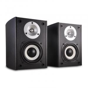 AV540BK Active Powered 2-Way Stereo Speakers 80W