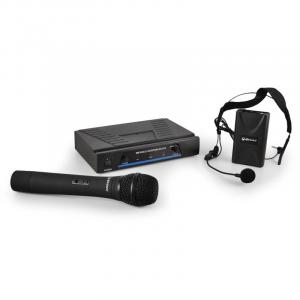 171.810 Wireless Microphone Set with 2 Cordless Mics