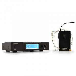 171.830 UHF Wireless Microphone Headset & Receiver