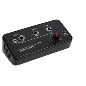 Yoga 170.195 3-Channel Headphone Amplifier Splitter