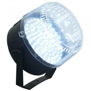 Large LED Strobe Light DJ Disco Party Lighting Branco