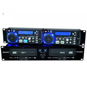 XDP-2800 Dual PA DJ CD Player SD USB MP3