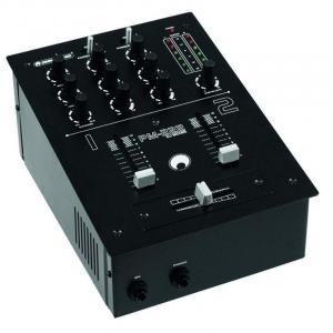 STPM-222 Mesa de mezclas de batalla DJ 2 canales