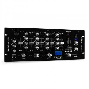 DHM950USB-REC 4-channel DJ Mixer USB Recording