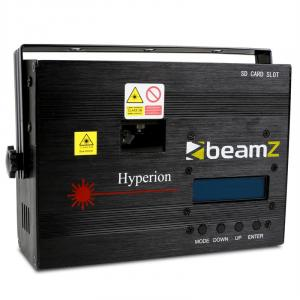 Hyperion Animation Laser 10 Channel DMX SD Light