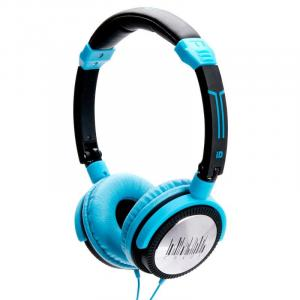 Crazy 501 Blue / Black Portable Headphones